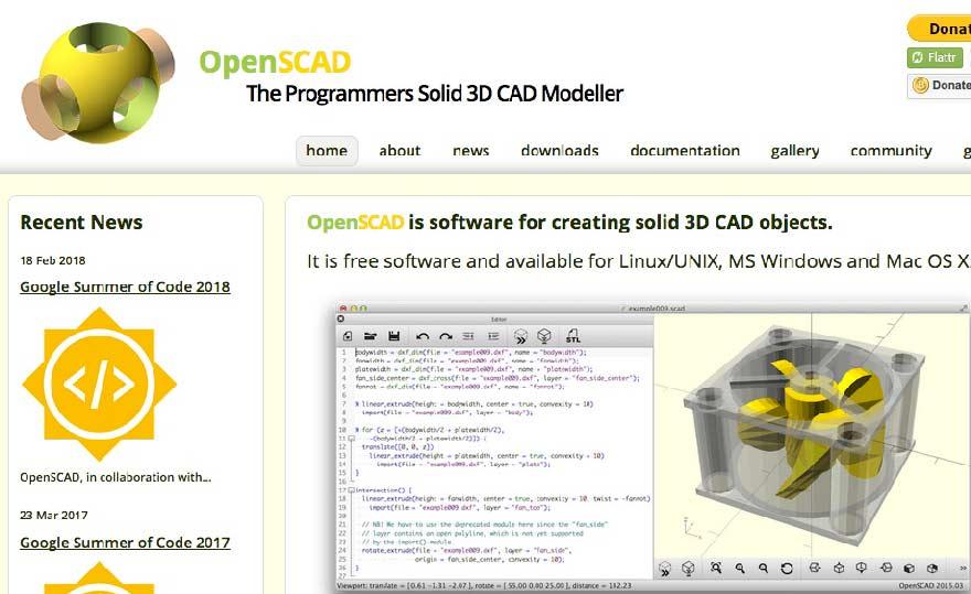 I migliori programmi 2018 di modellazione e rendering 3d for Programmi rendering 3d